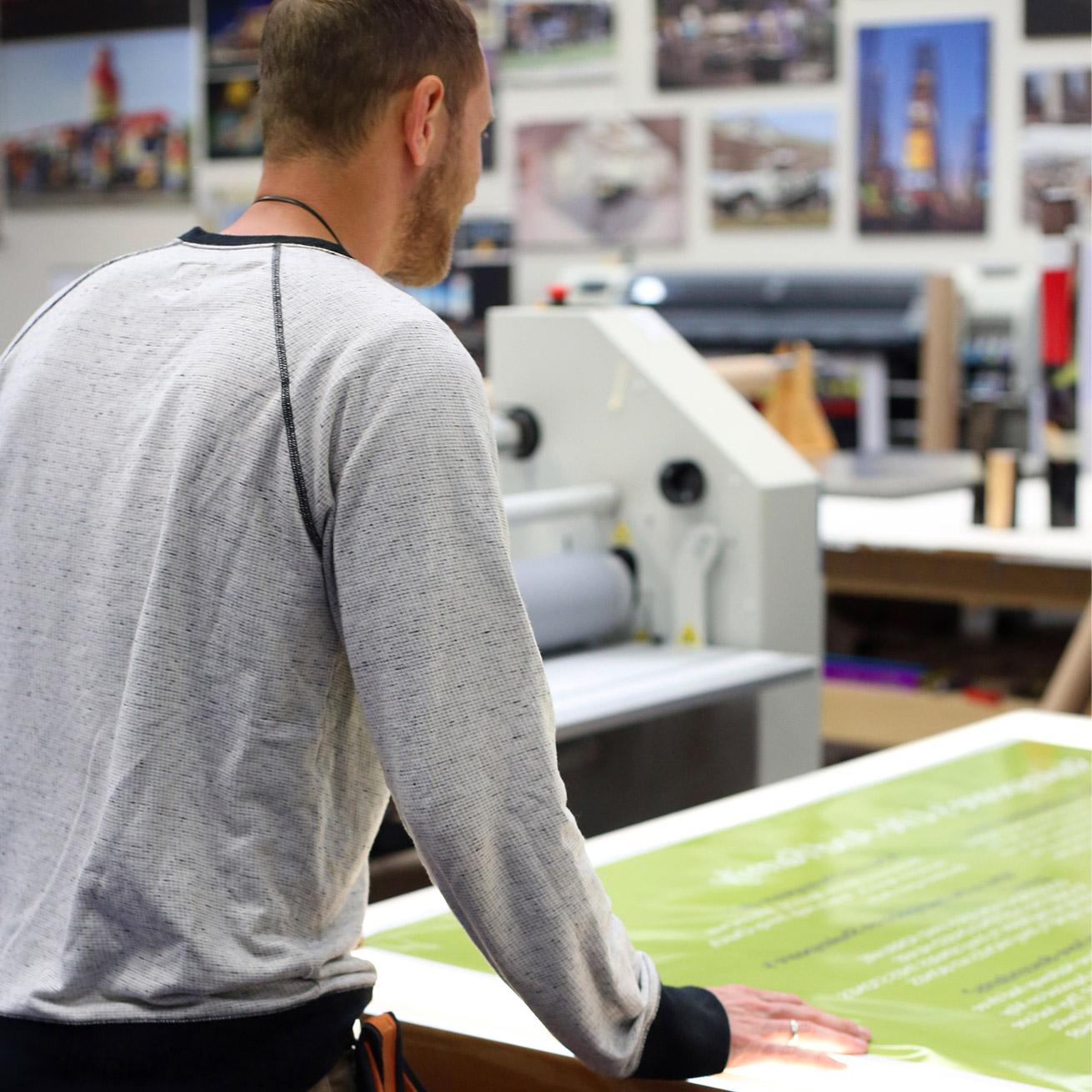 Large Format Printing St. Louis
