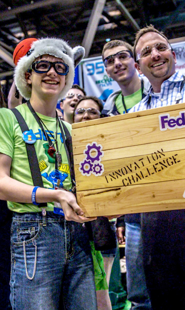 FedEx innovation challenge