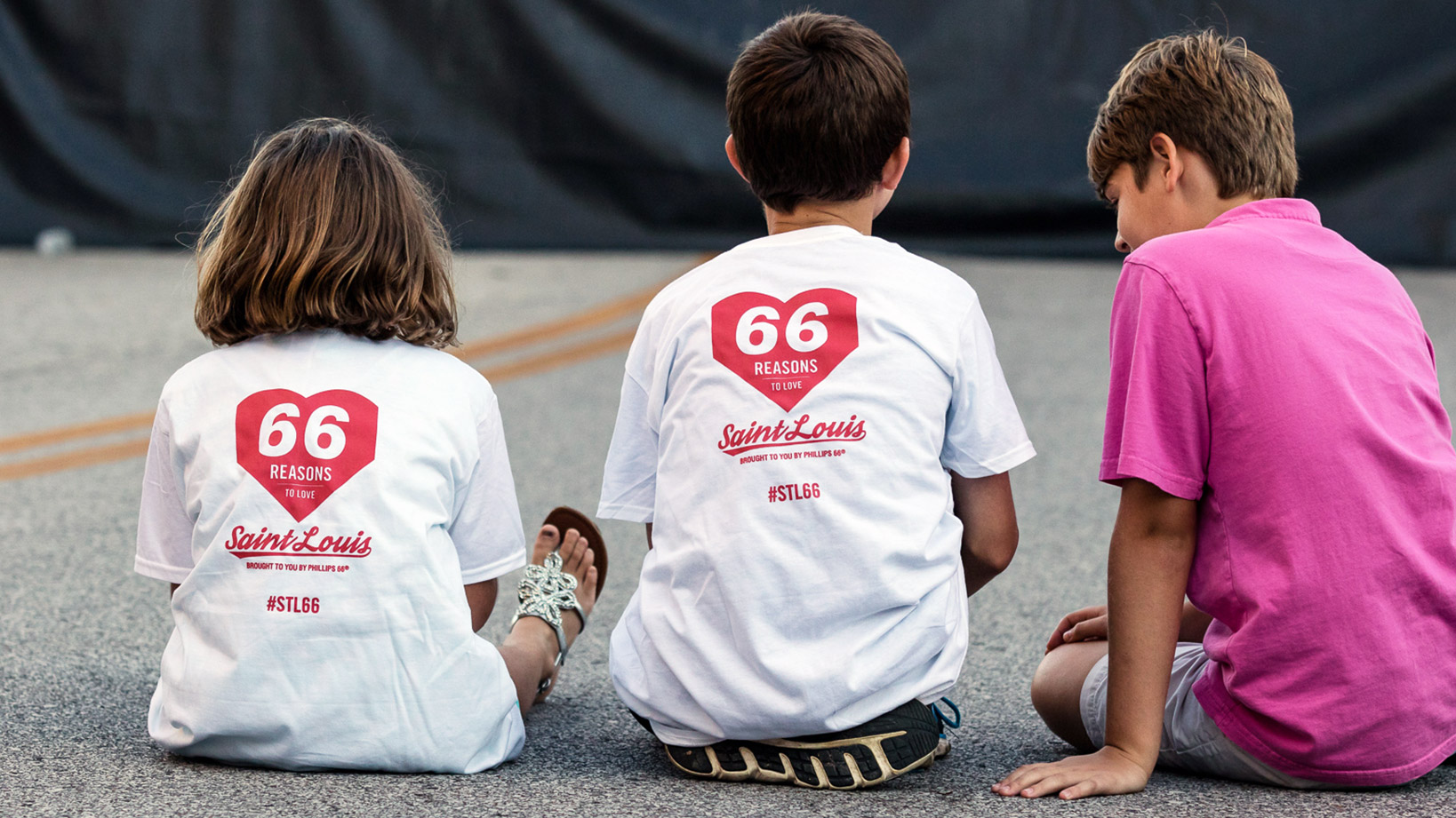 Phillips 66 Reasons T-shirts