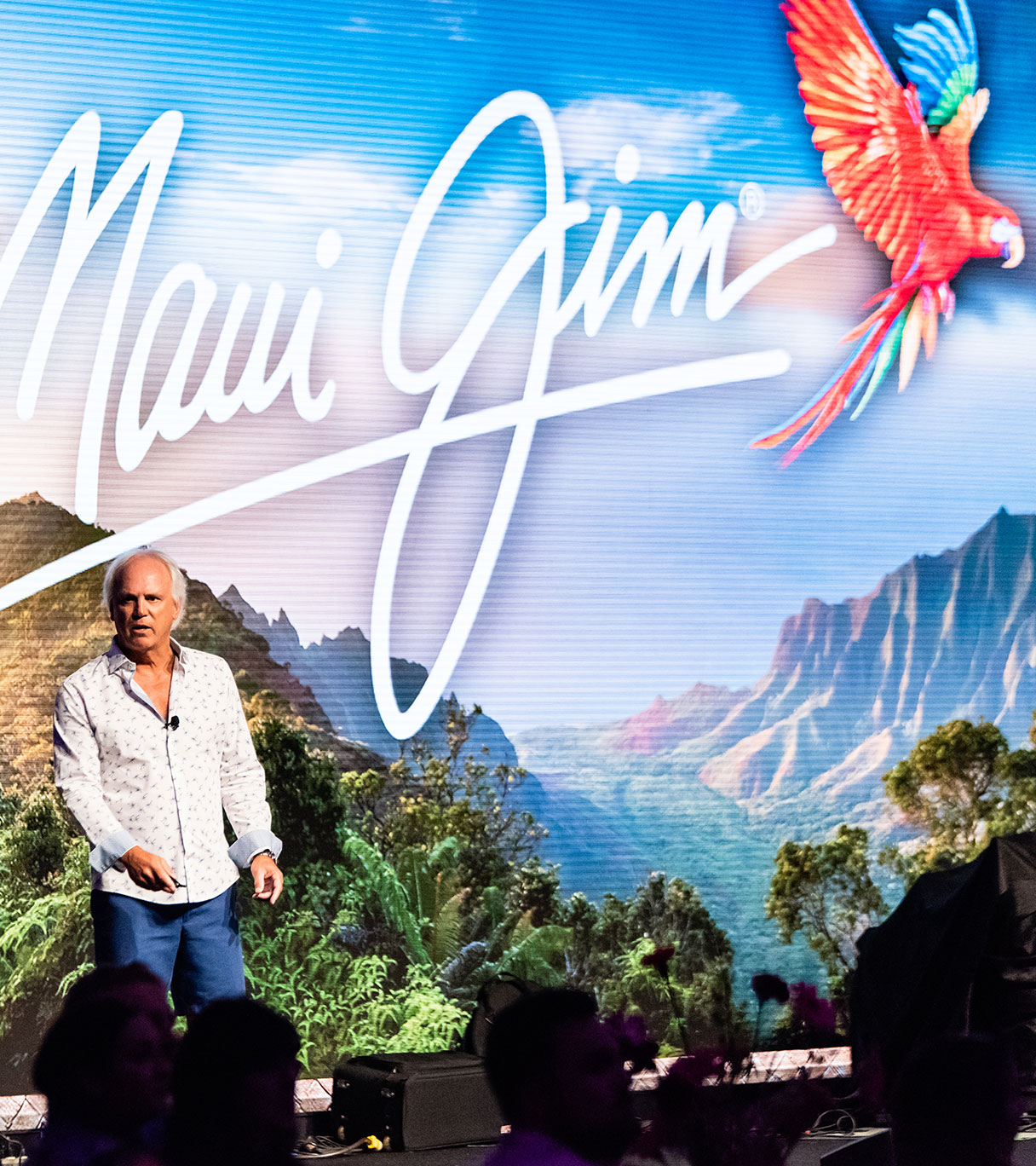 Maui Jim National Sales Meeting
