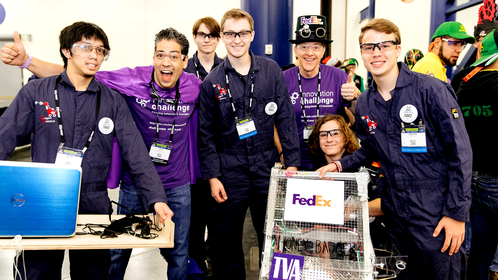 FedEx Innovation Challenge Team