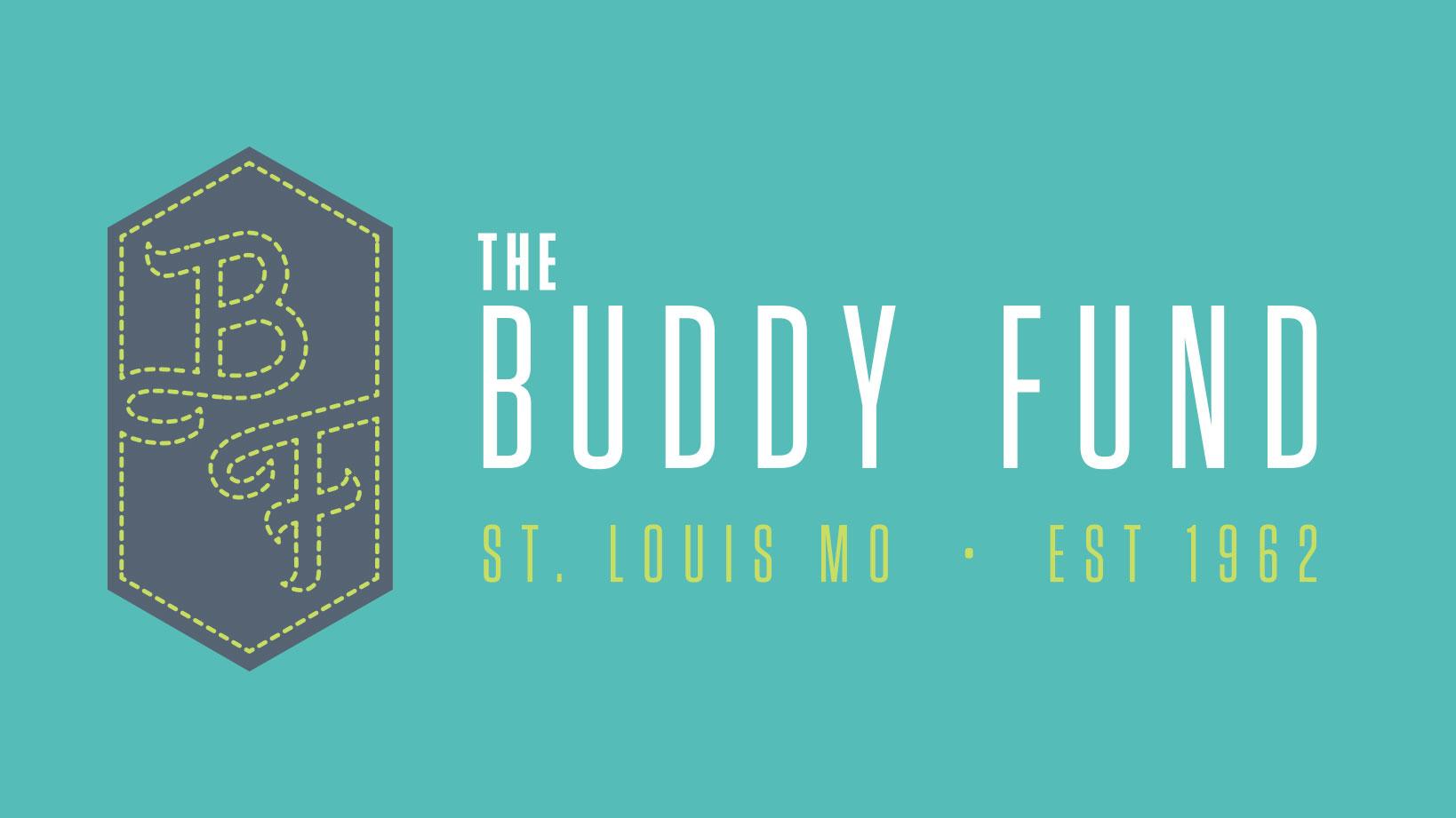 Buddy Fund – Rebranding and Logo Design