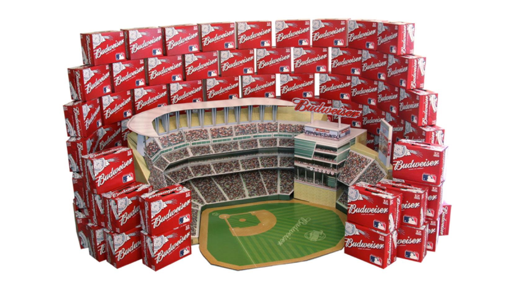 Budweiser – Retail Displays
