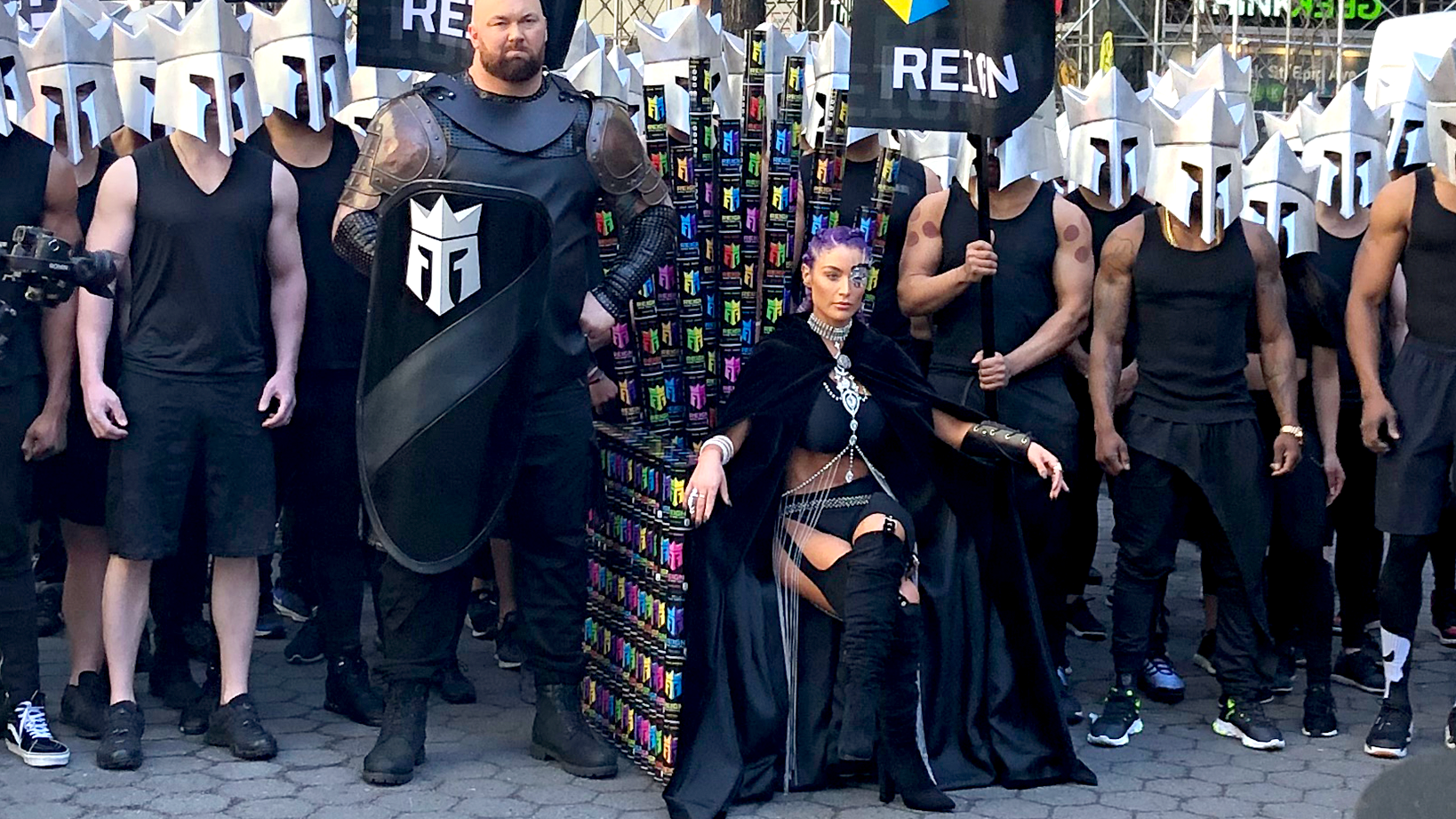 Reign – Product Launches and PR Stunts