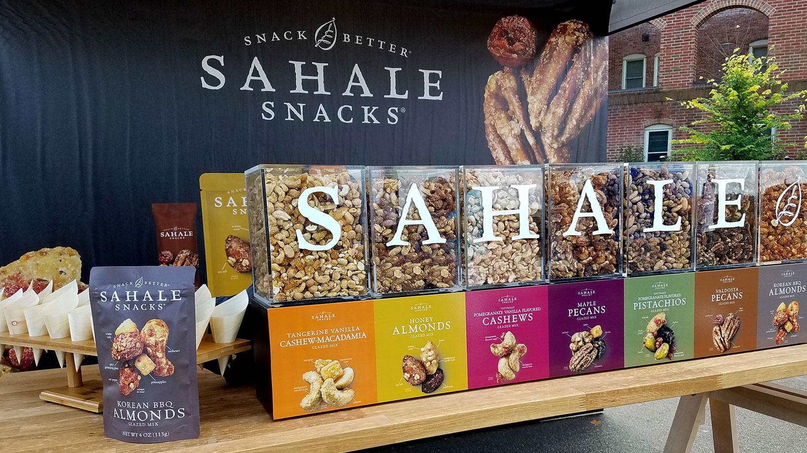 Sahale – National Sampling Tour