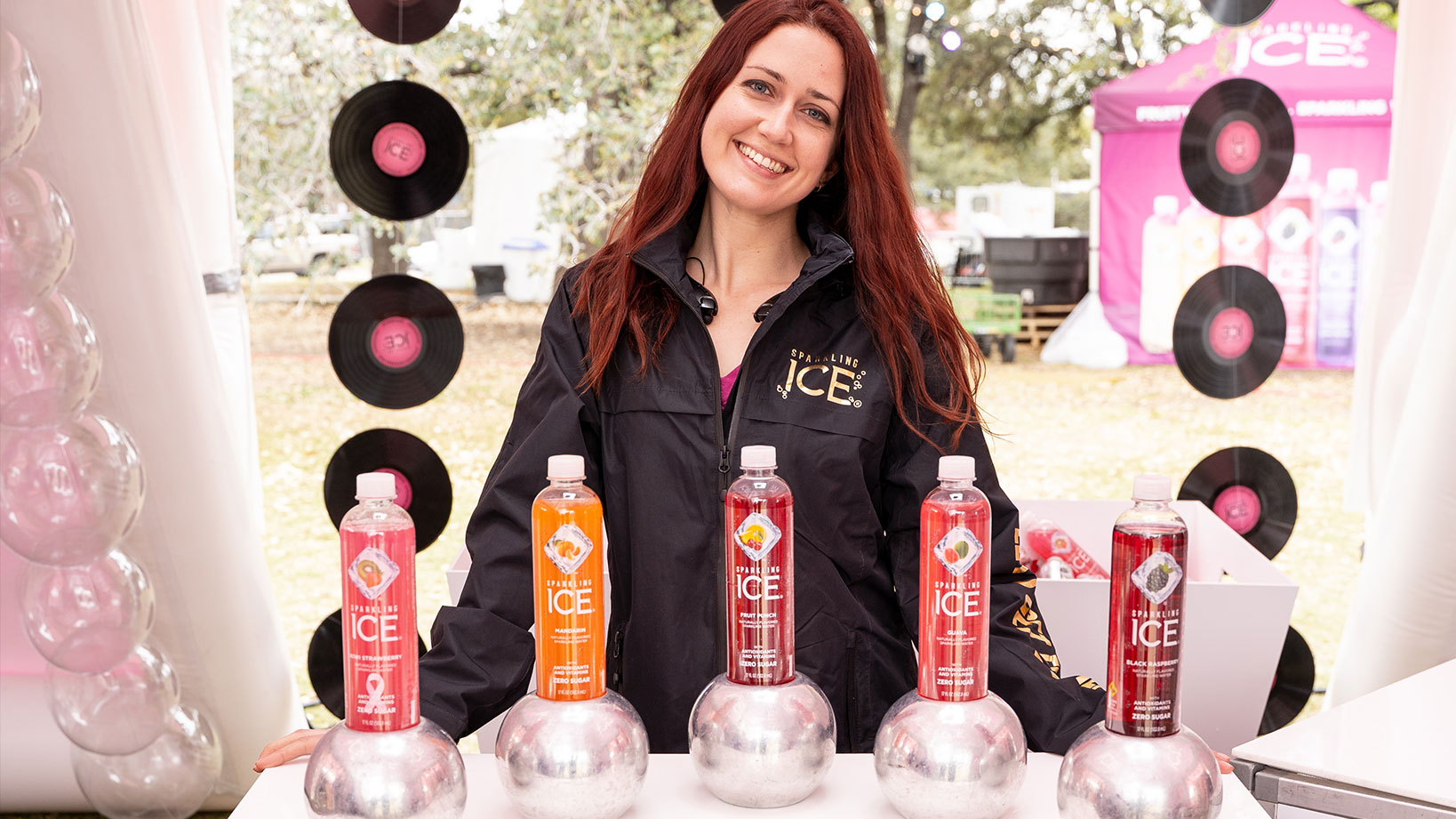 Sparkling Ice – Product Sampling