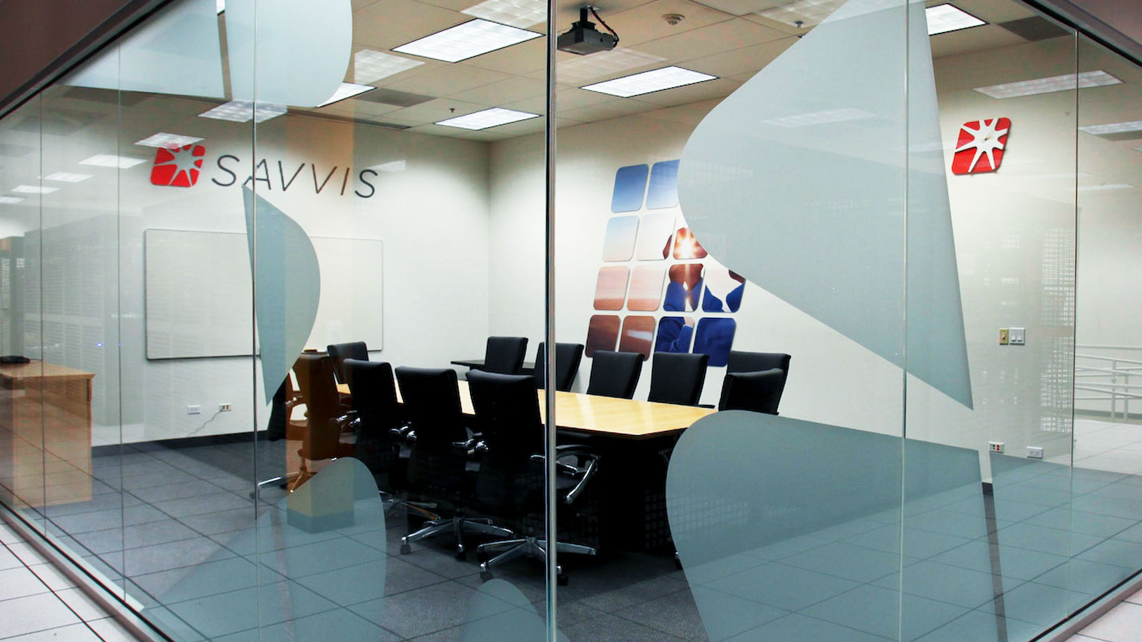 Savvis – Environmental Design and Large Format Printing
