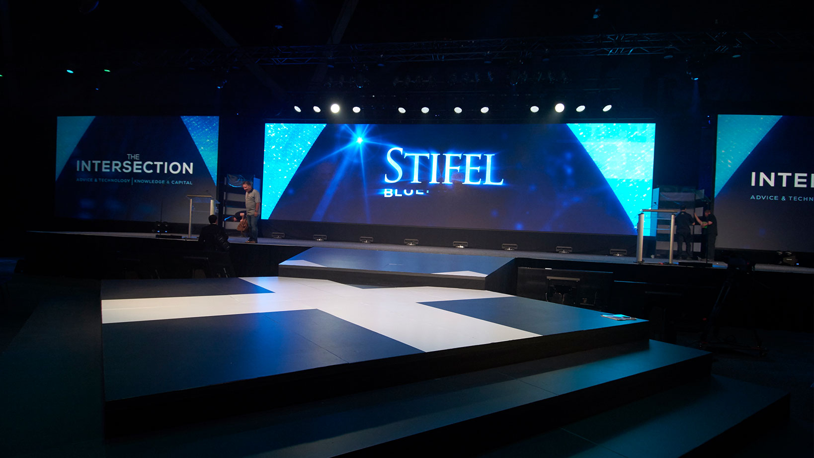 Stifel – Business Meeting Planning, Design and Production