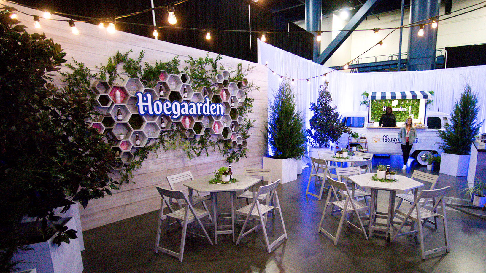 ABInBev SAMCOM Hoegaarden- Trade Show Scheduling and Management