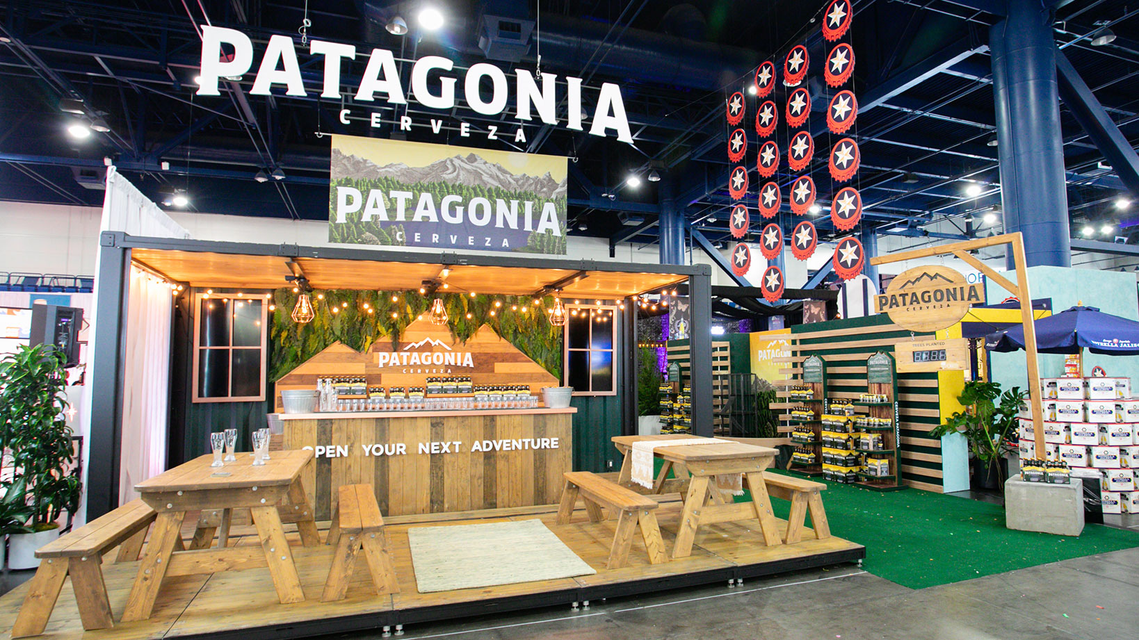 ABInBev SAMCOM Patagonia Conference Concepting and Management
