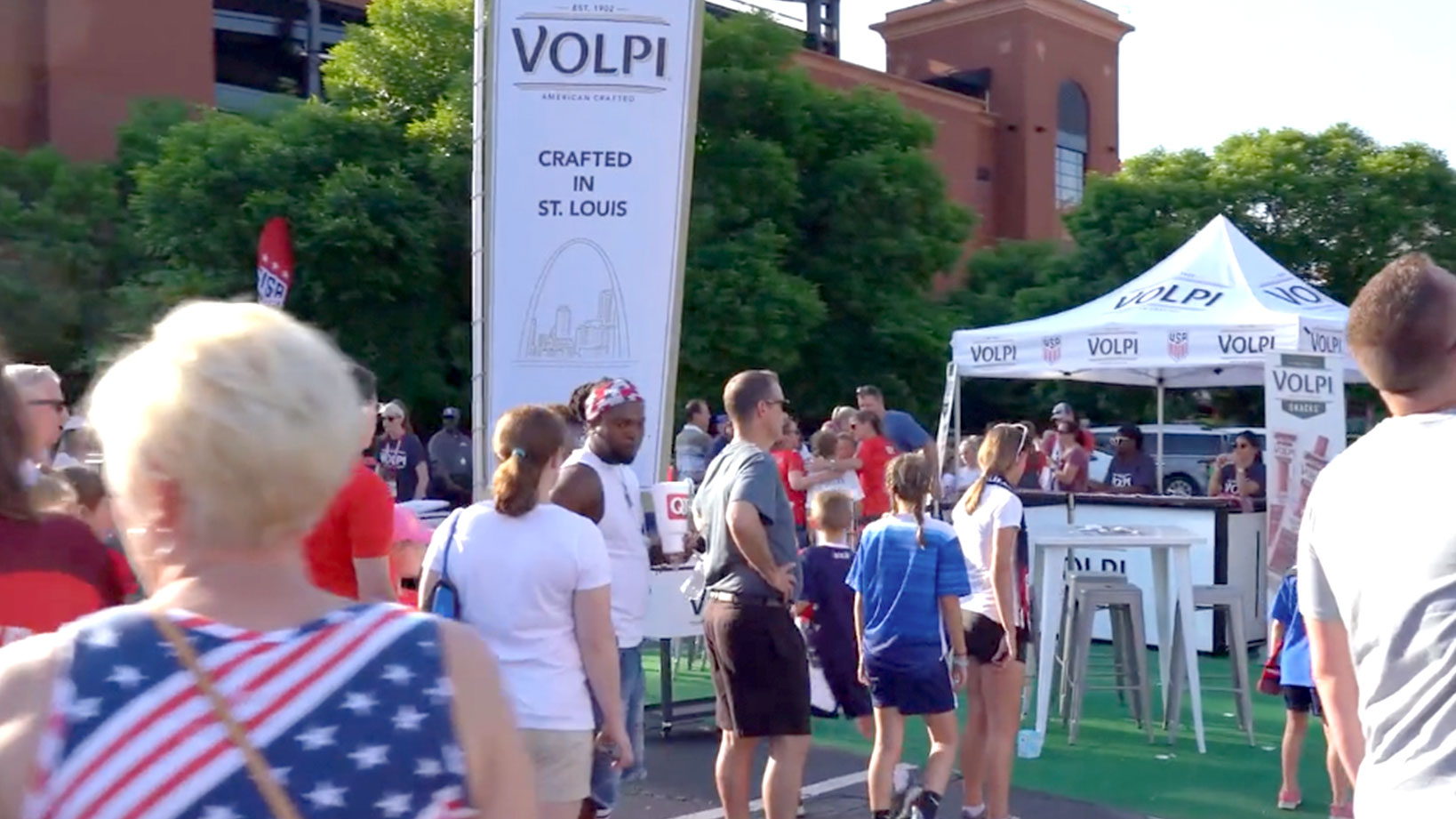 Volpi -Environmental Design and Event Activation